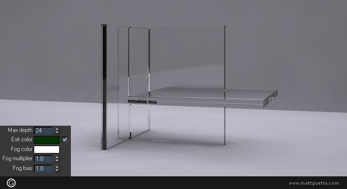 vray shader de verre faire un shader realiste. Black Bedroom Furniture Sets. Home Design Ideas