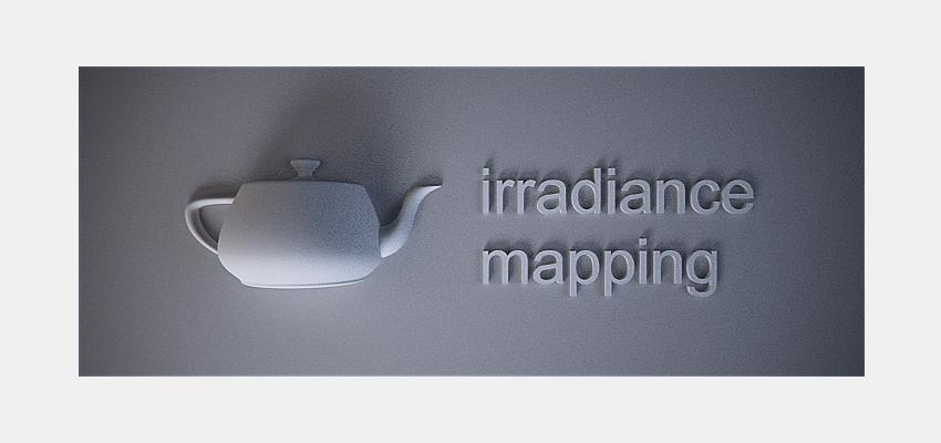 Tout sur l'Irradiance Map avec Vray