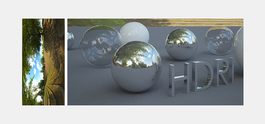 Vray HDRI & Image Based Lighting