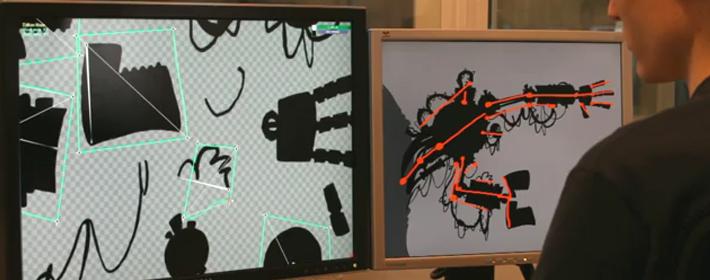 UbiArt ou le framework d'animation maison par Ubisoft