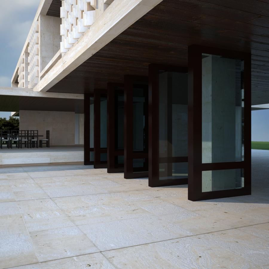 Making-of Casa Kimball par Adrien Rollet