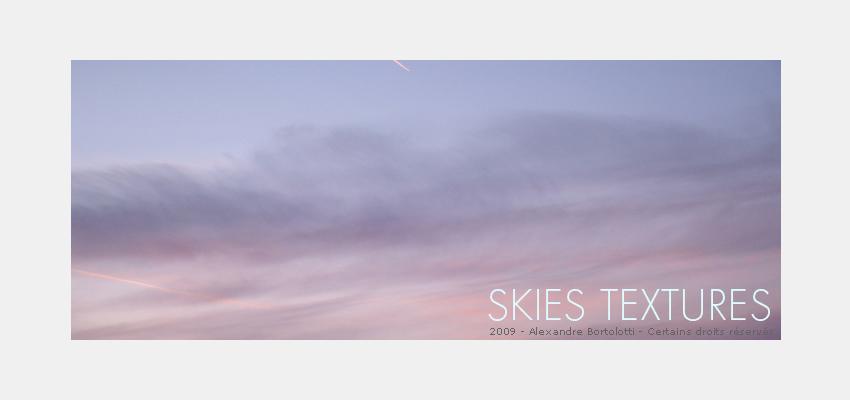 Skies Textures