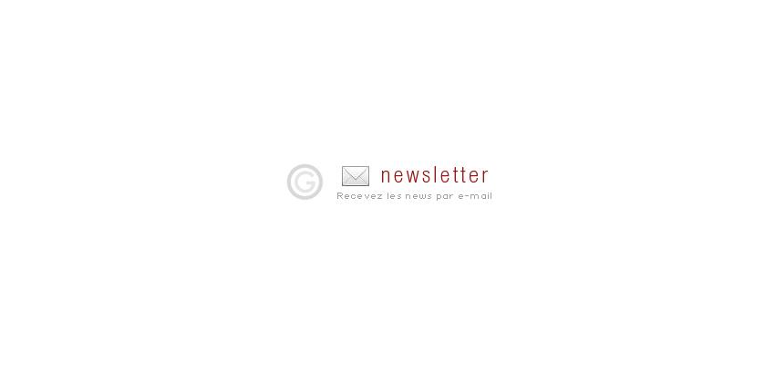 Nouvelle Newsletter et quelques liens!