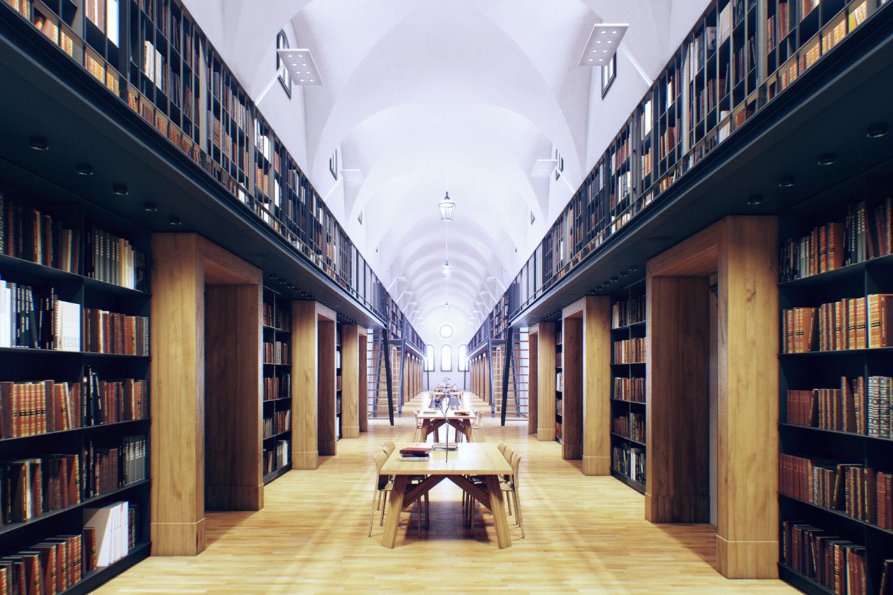 Manica Lunga Library 01