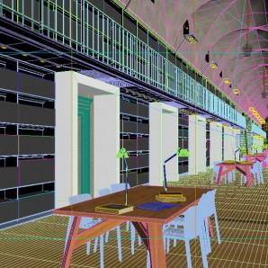 Manica Lunga Library