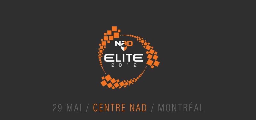 Centre NAD / Elite 2012 / Montréal