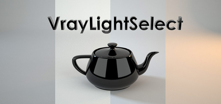 Multilight avec VrayLightSelect