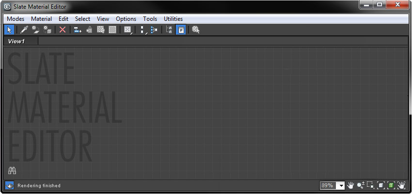 L'indispensable Slate Material Editor