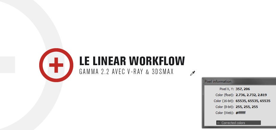 V-Ray Linear Workflow
