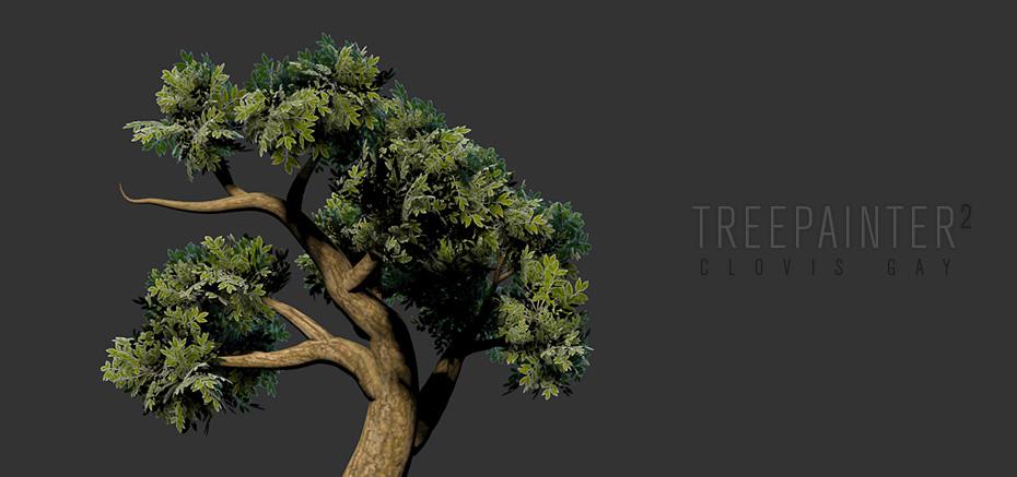 TreePainter V2 par Clovis Gay