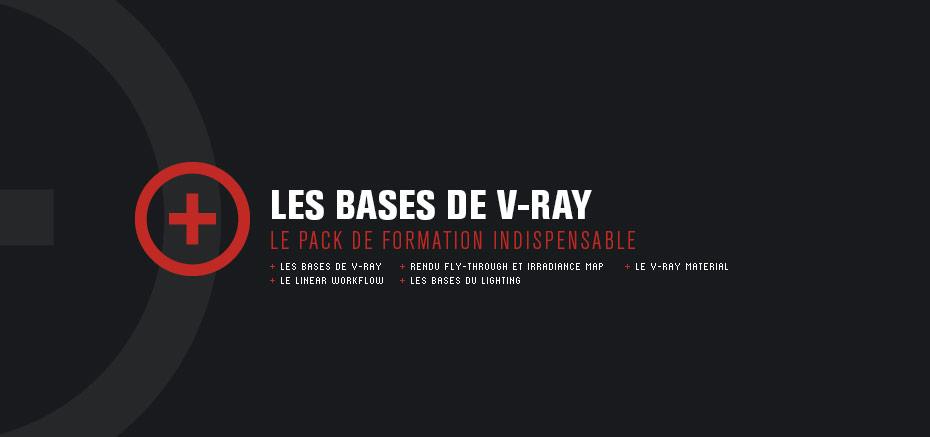 Les Bases de VRay