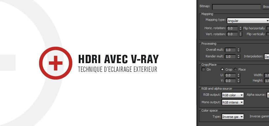 HDRi VRay