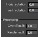 HDRi avec V-Ray