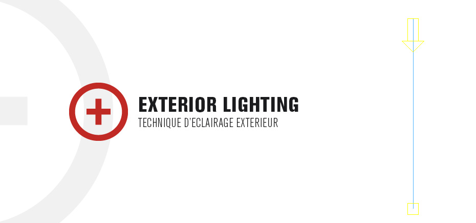 Exterior Lighting – Techniques de lighting
