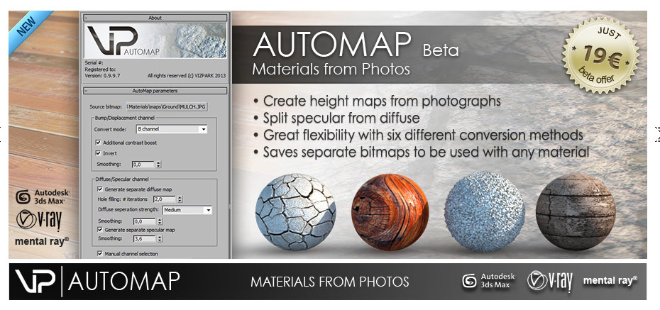 Automap Beta – VizPark Plugin
