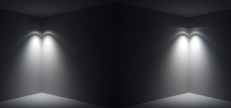 IES Lighting avec VRay par David Brun