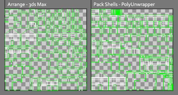 PolyUnwrapper-Pac-Shells