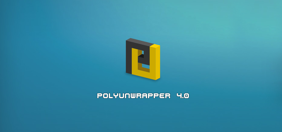 PolyUnwrapper 4.0 for 3dsMax